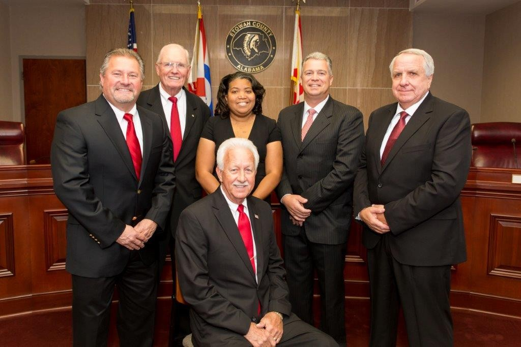 Etowah County Commissioners