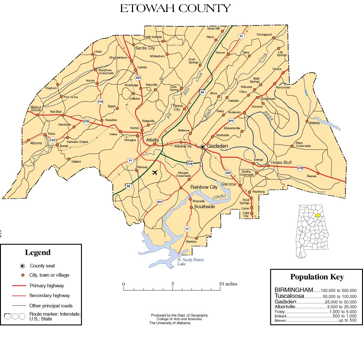 Mobile County Property Information